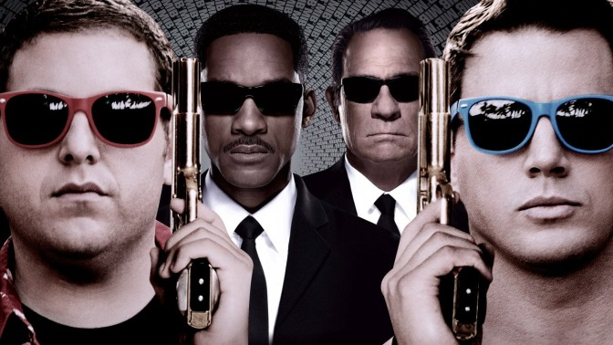 21 Jump Street/Men in Black Crossover Movie Happening