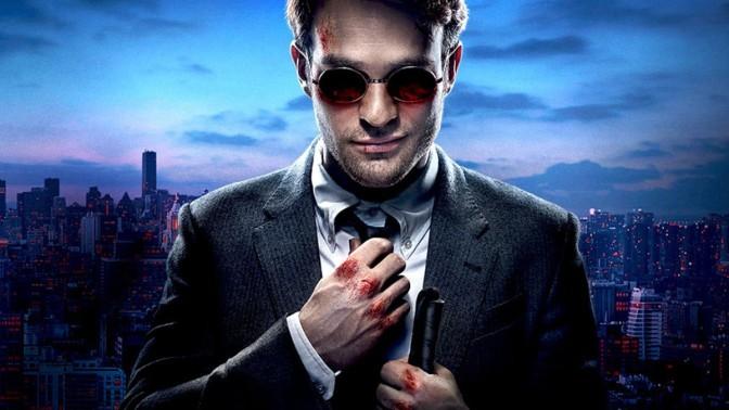 Interviews with Daredevil Star Charlie Cox and Showrunner Steven S. DeKnight