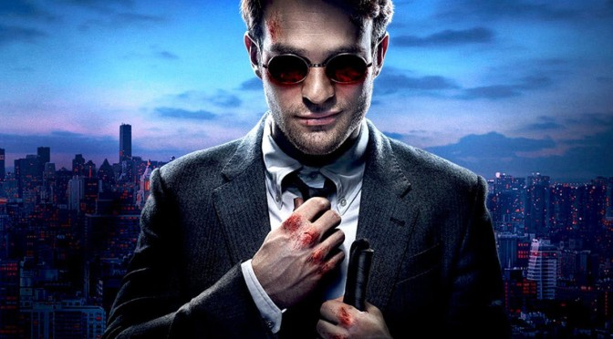 Interviews with Daredevil Star Charlie Cox and Showrunner Steven S. DeKnight