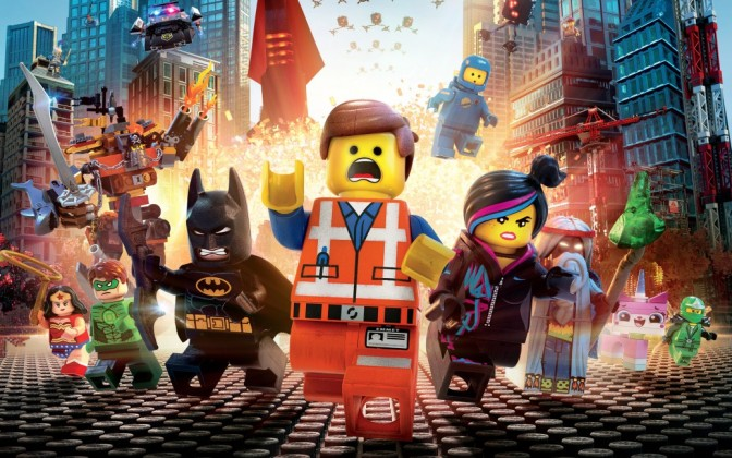 LEGO Movies get Release Dates and Descriptions