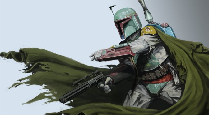Boba Fett Origin Film in the Works as Star Wars Spinoff