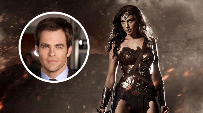 Chris Pine Might Join Wonder Woman