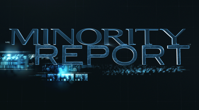 Fox Picks Up Minority Report Series