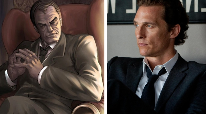 Marvel Eyeing Matthew McConaughey for Norman Osbourne