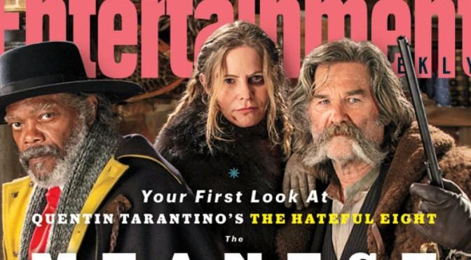 Photos From Tarantino's Hateful Eight Surface