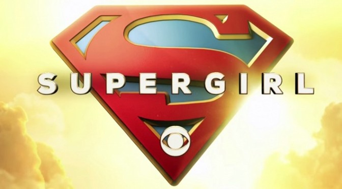 Supergirl Television Series Trailer