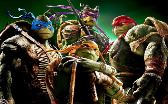 Stephen Amell as Casey Jones in Ninja Turtles Sequel (Video)