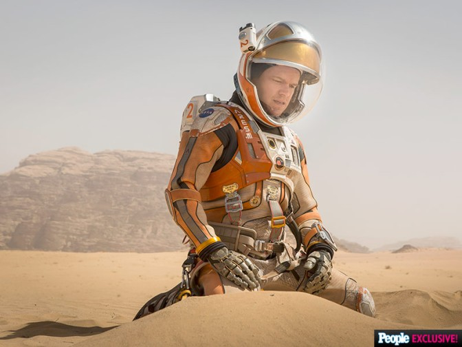 New Photos from Ridley Scott's The Martian