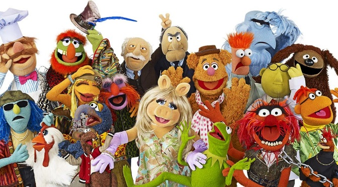 Details for the New Muppets TV Show