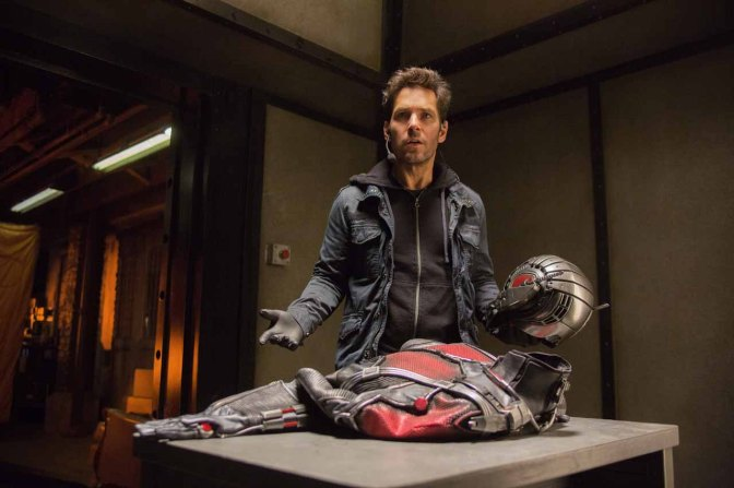 Ant-Man Mid and Post Credit Scenes Revealed Online