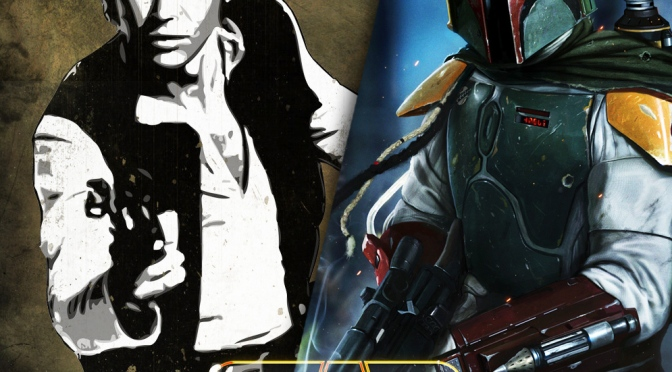 Han Solo vs. Boba Fett in Star Wars Anthology Film?