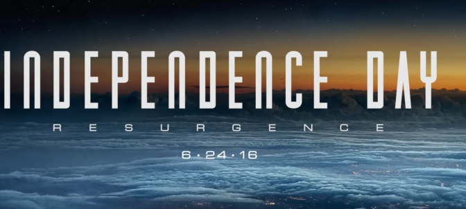 Official Title Revealed and First Photo from Independence Day Sequel