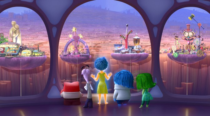Movie Review: Inside Out