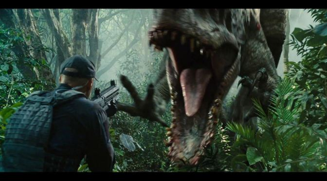 Jurassic World Sets Opening Weekend Box Office Records