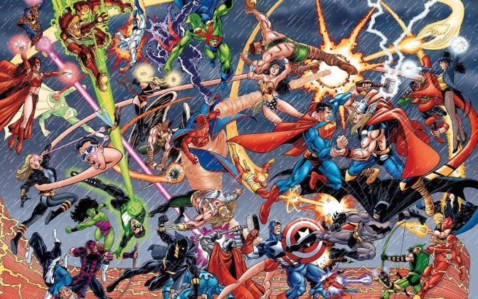 What is your Favorite Comic Book/Superhero Film?