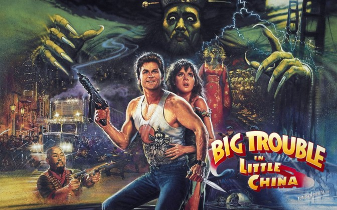 Dwayne Johnson Circling Big Trouble in Little China Remake