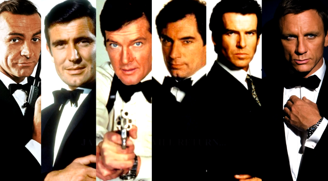 Now It's Time for James Bond… The Musical?