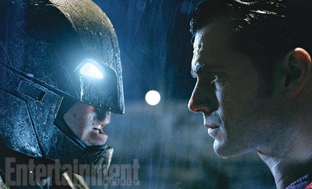 Batman v Superman Details Emerge