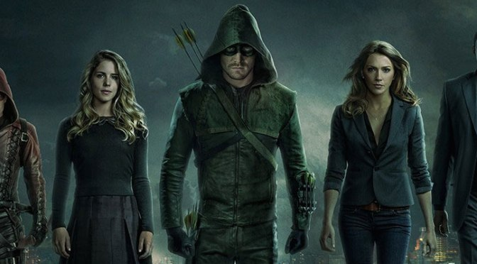News on CW's The Arrow from Comic Con