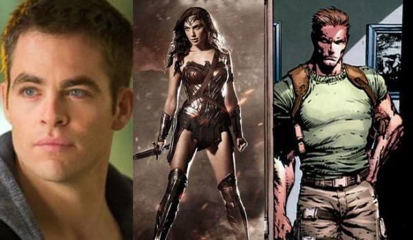 Chris Pine Closes Deal to Play Steve Trevor in Wonder Woman