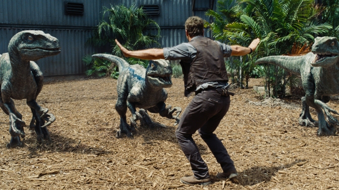 Jurassic World Sequel Gets a 2018 Release Date