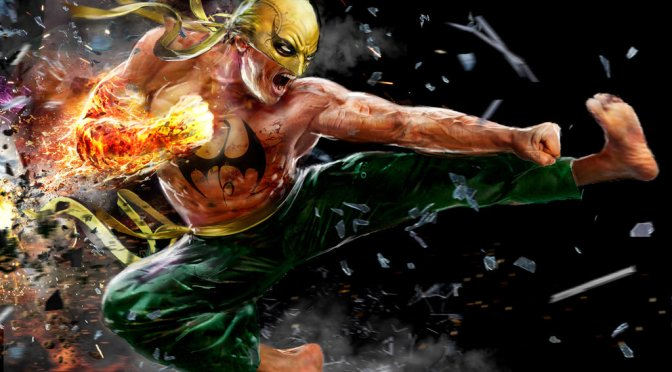 Marvel Still Trying to Crack IRON FIST