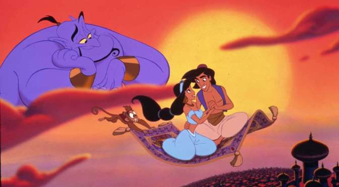 Disney Developing Live Action ALADDIN Prequel