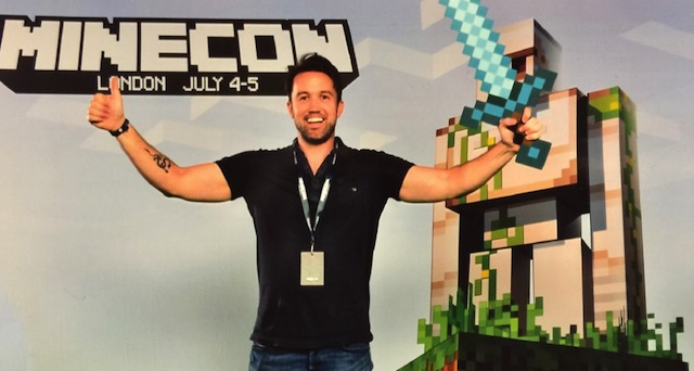 Rob McElhenney to Direct Minecraft Movie