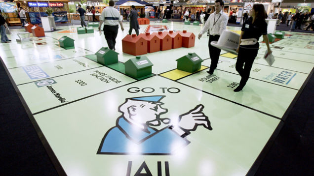 Hasbro and Lionsgate Set to Make Monopoly Movie