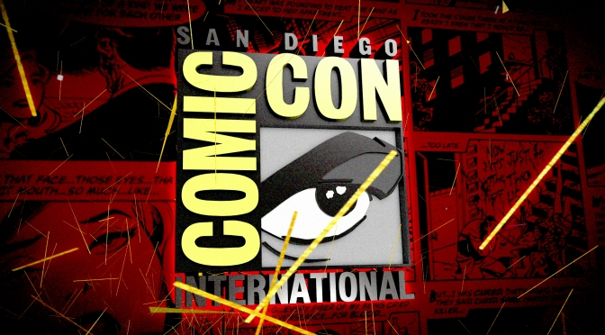Full Comic Con Panels for STAR WARS, BATMAN v SUPERMAN and SUICIDE SQUAD