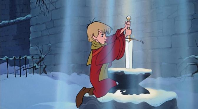 Disney's Sword in the Stone Receiving the Live Action Treatment