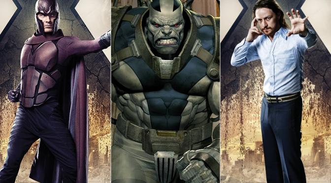 X-Men Apocalypse Comic Con Footage Description