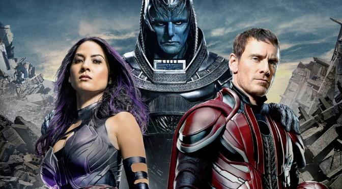 X-Men: Apocalypse Set Photos and Character Pics