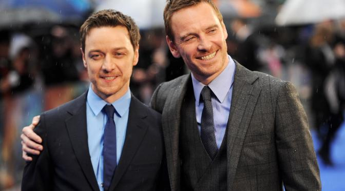 X-Men News: Michael Fassbender and James McAvoy Back for More and Channing Tatum Signs on for Gambit