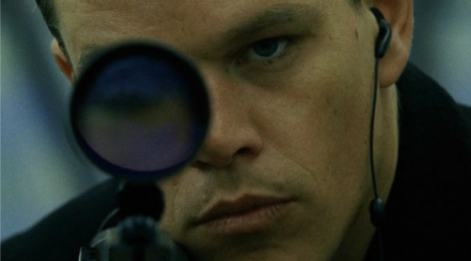 Matt Damon Drops Hints About Bourne 5