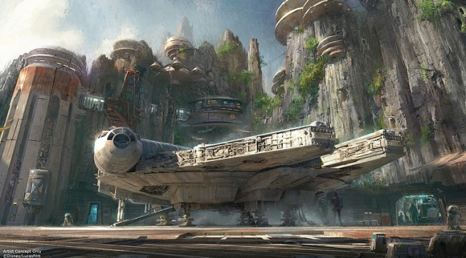 New Disney World/Disneyland Expansions Include Star Wars Land, Toy Story Land and Frozen Ever After