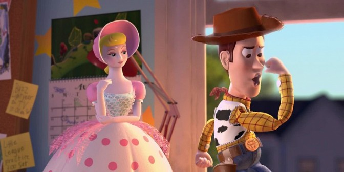 Toy Story 4 to be Love Story About Woody and Bo Peep