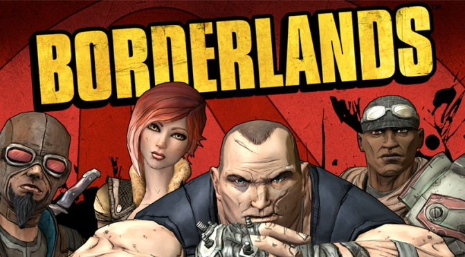 Borderlands Film in Development at Lionsgate