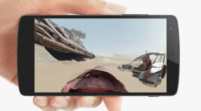 'Star Wars: The Force Awakens' 360-Degree Video Explores Jakku