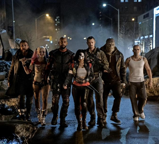 More Suicide Squad Photos