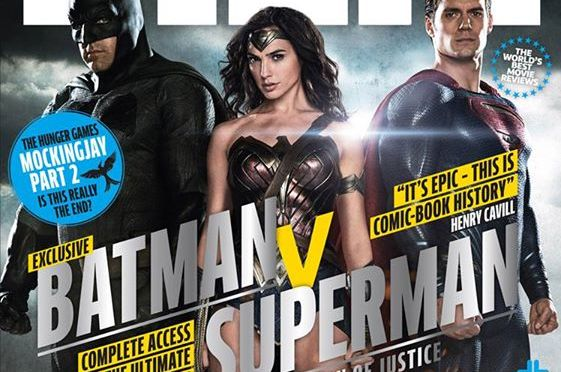 New Batman v Superman Photos and Cast Quotes