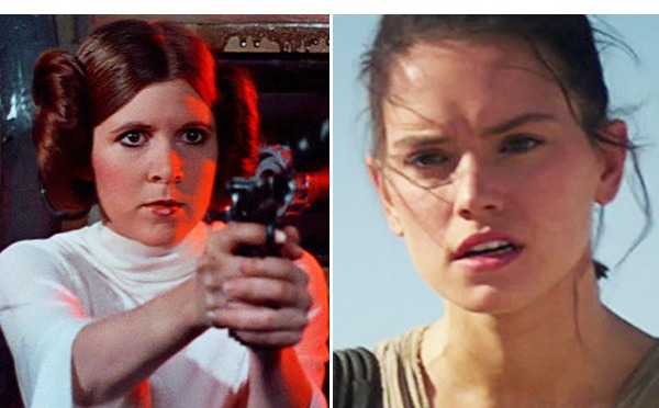 Carrie Fisher's Advice to Daisy Ridley About Fame After Star Wars