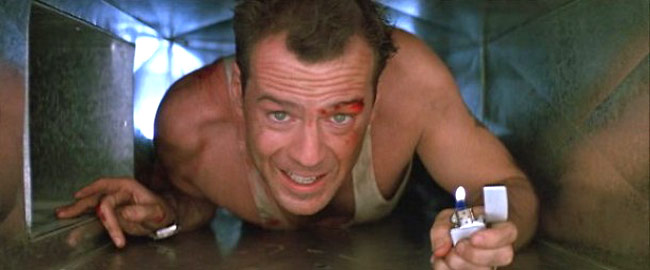 Die Hard Origin Story in the Works at Fox