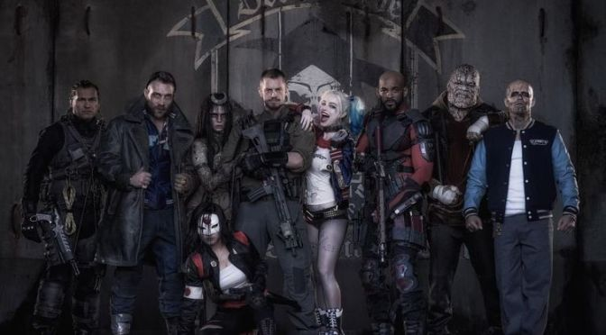 Suicide Squad Character Photos and Descriptions