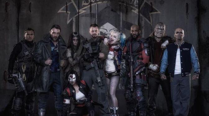 Suicide Squad Character Photos and Descriptions