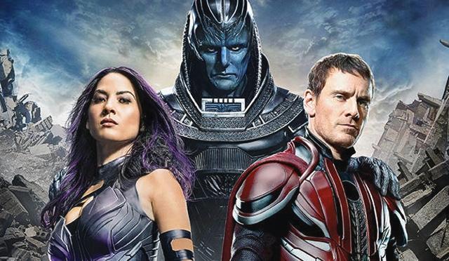 X-Men: Apocalypse Official Synopsis