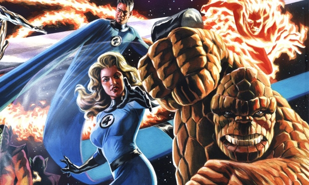 Marvel and Fox Strike Deal That Gives Fantastic Four Back to Marvel in Return for X-Men TV Rights