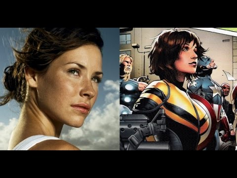 New Wasp Costume Revealed for Ant Man Sequel