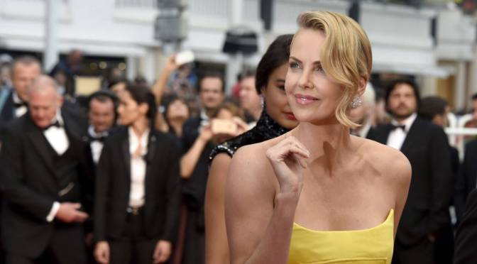 Charlize Theron In Talks To Join The Gray Man