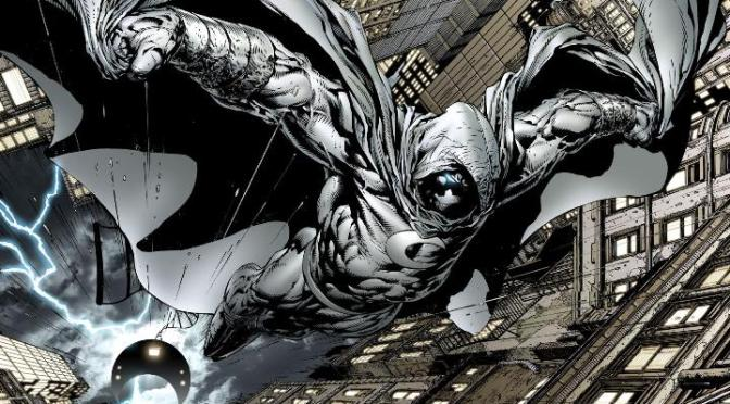 Could Marvel Be Developing a Moon Knight Series?